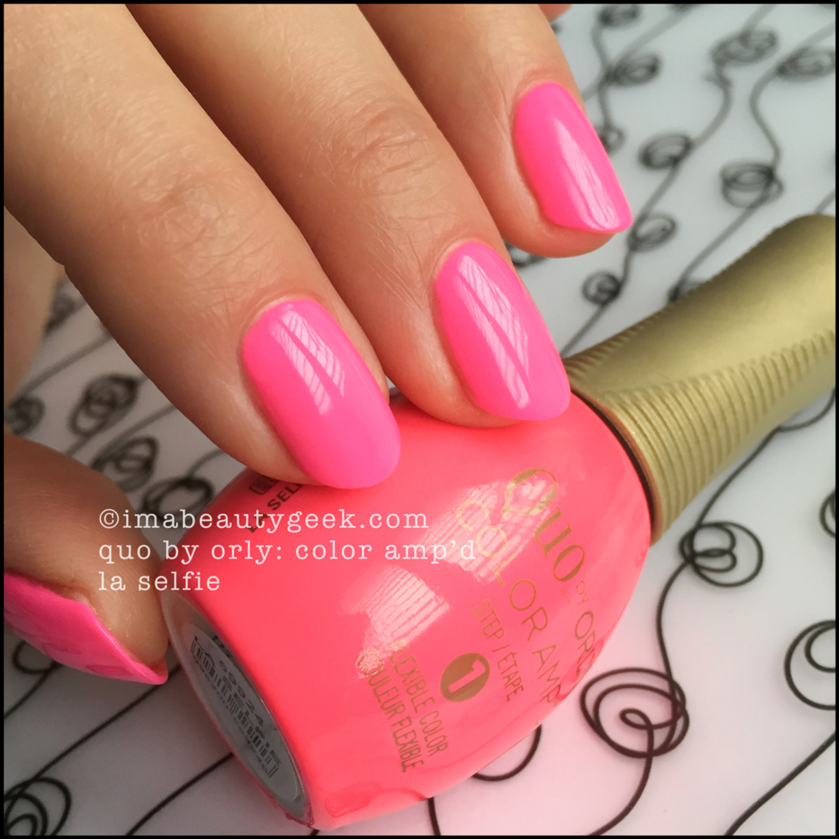 Quo by Orly LA Selfie_Quo Color Ampd Orly Epix Swatches
