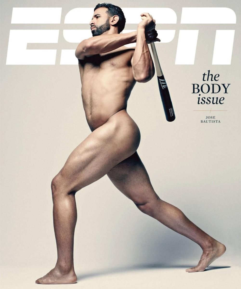 Joey Bautista ESPN Body 2012