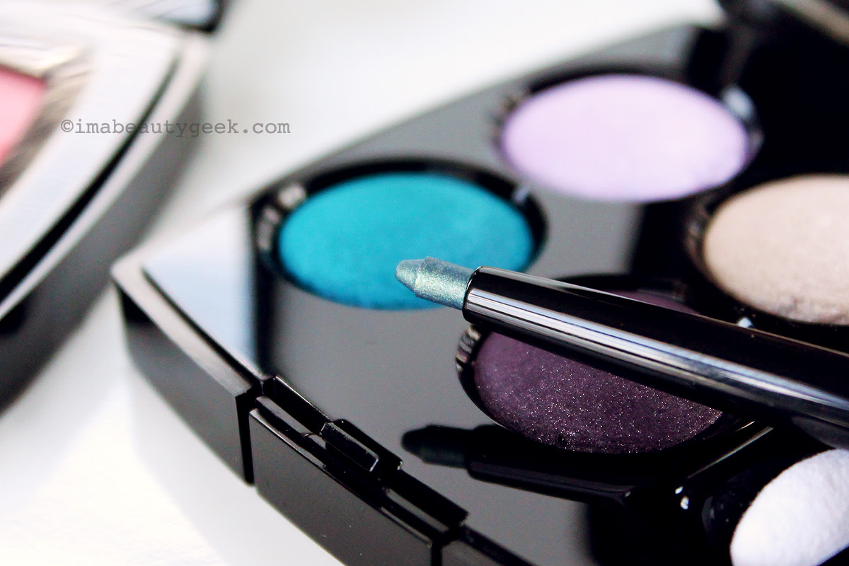 Chanel Spring 2016 LA Sunrise: Stylo Yeux Waterproof in Pacific Green