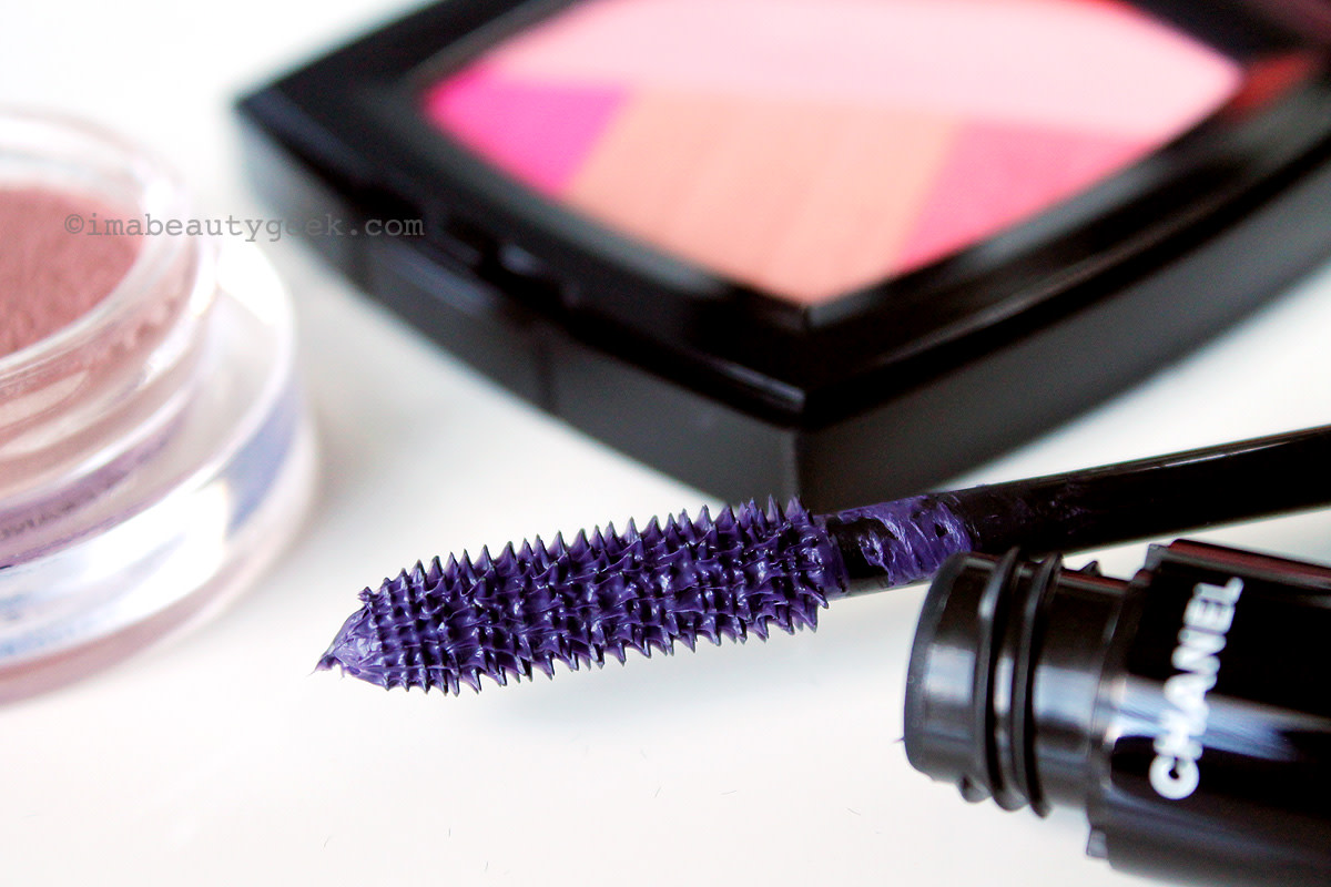 Chanel Spring 2016 LA Sunrise Mascara: Le Volume in Ardent Purple ($38 CAN)