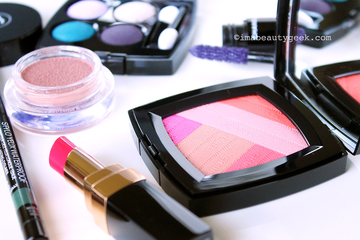Chanel Spring 2016 LA Sunrise collection