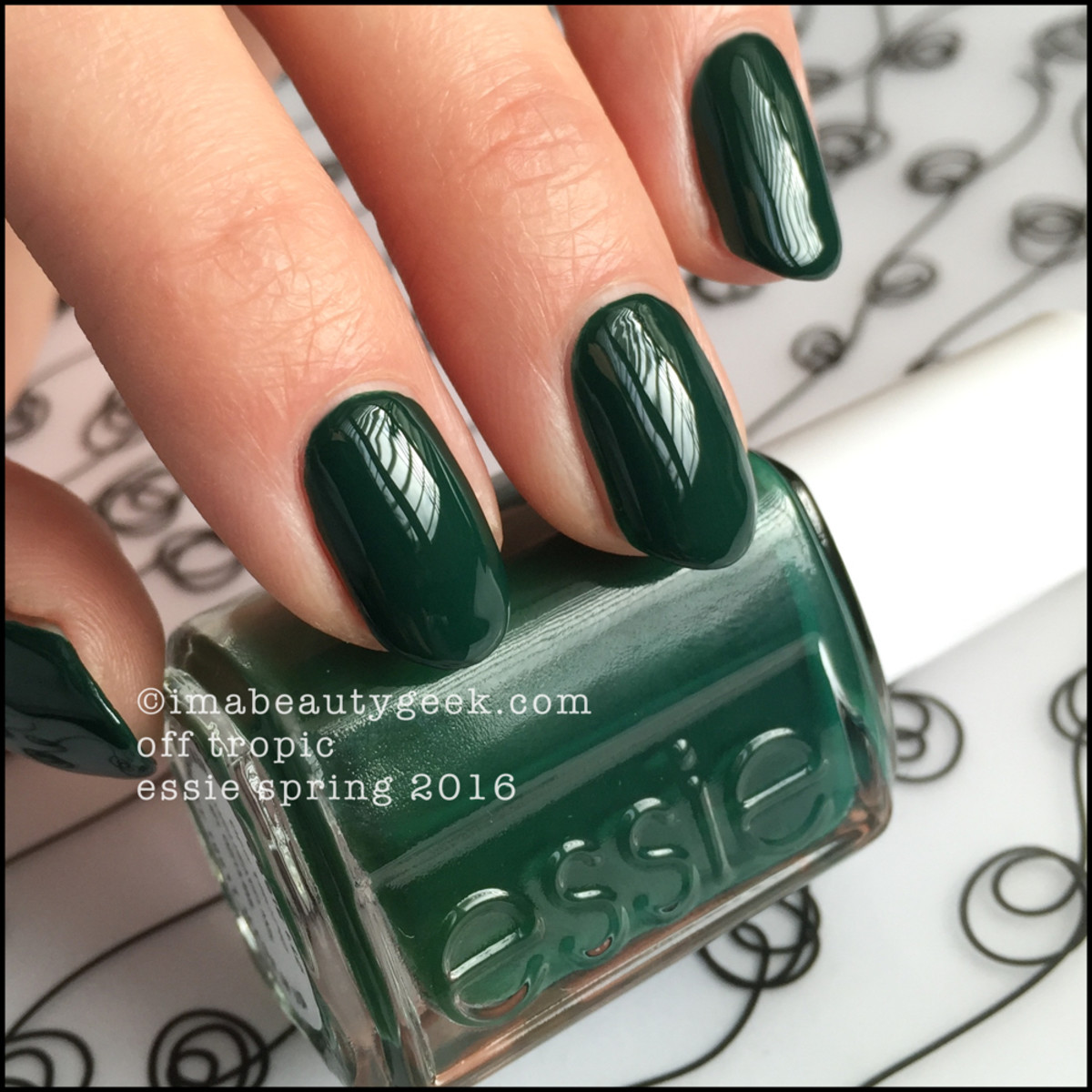 ESSIE SPRING 2016: THE COMPLETE MANIGEEK GUIDE - Beautygeeks