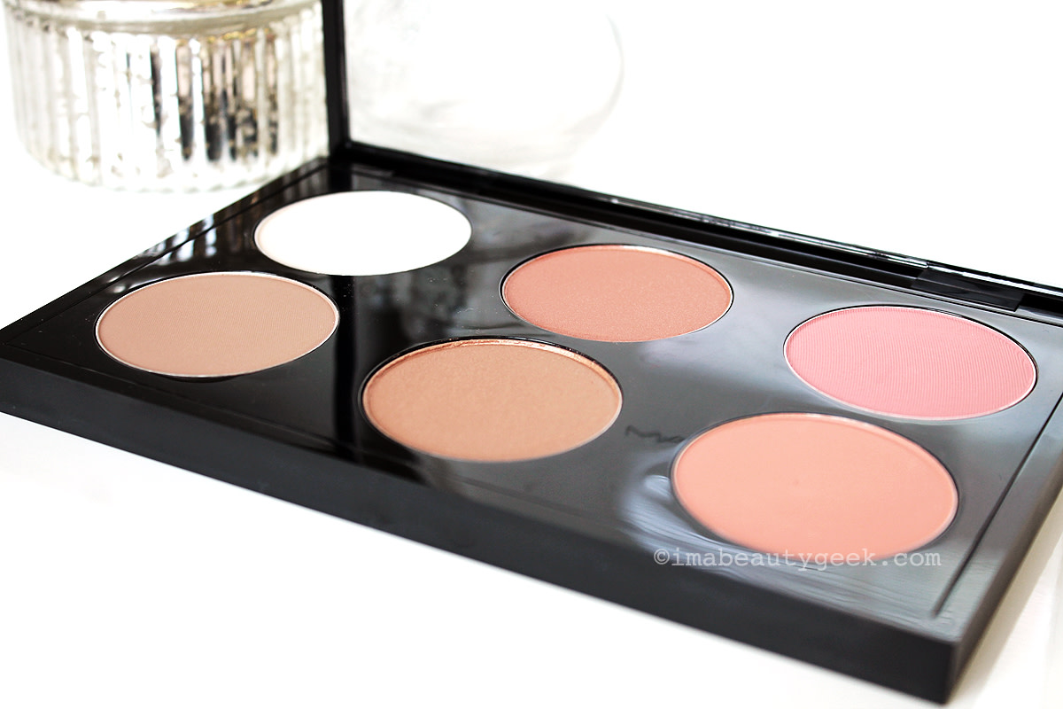 MAC Contour & Sculpt Yourself Palette_www.imabeautygeek.com