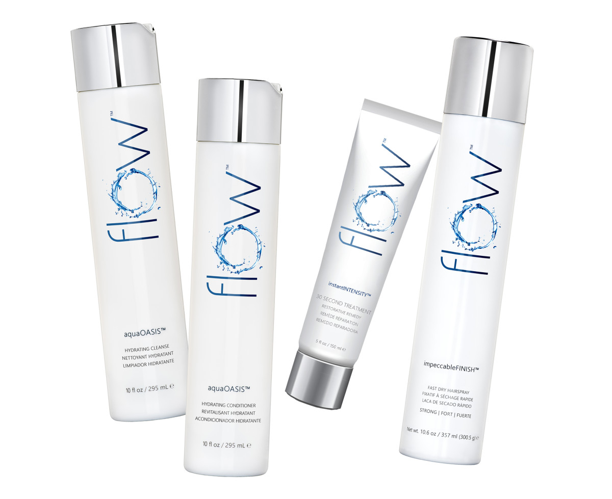 Win this collection of Flow Haircare professional products