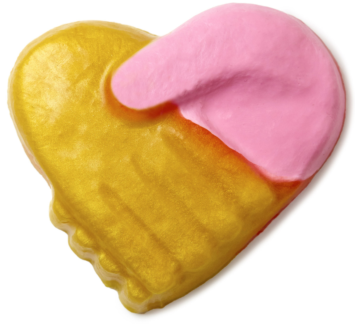 Lush Hand of Friendship soap for Syrian refugees
