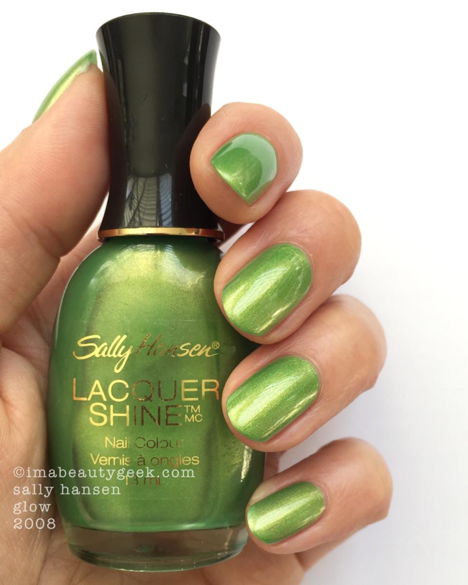 Sally Hansen Glow 03 Lacquer Shine