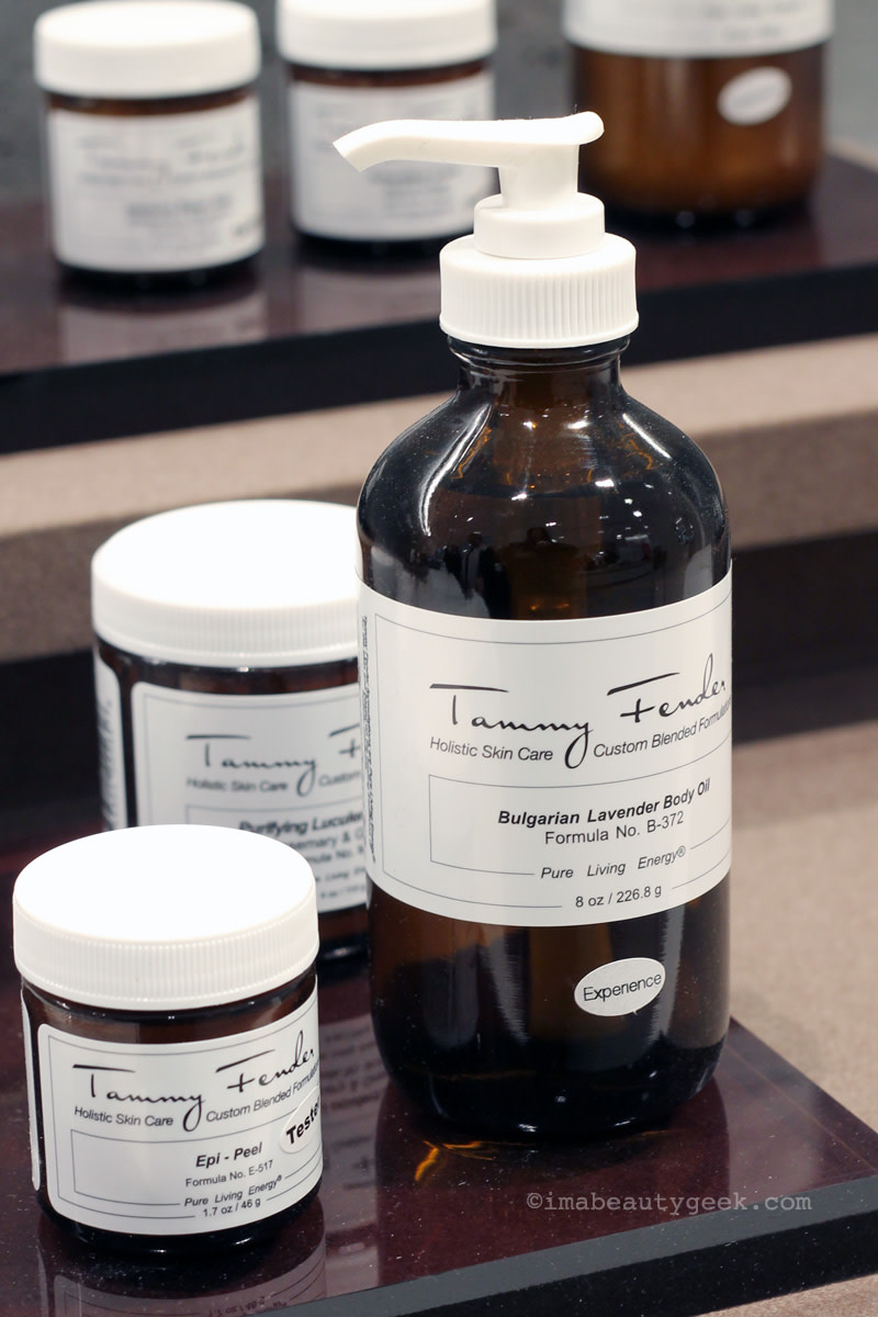 Tammy Fender Holistic Skin Care at Saks in Canada – Julianne Moore is reportedly a fan of this line.