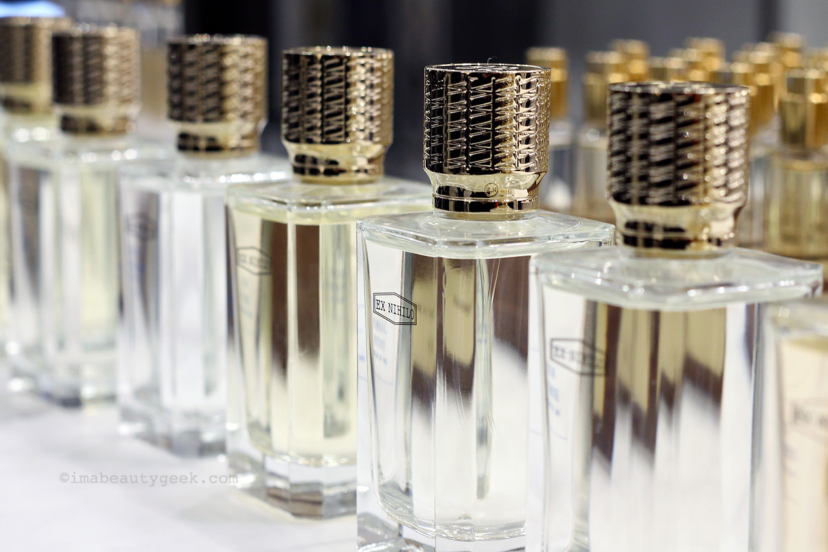 Almost all Ex Nihilo fragrances are intended for both men and women