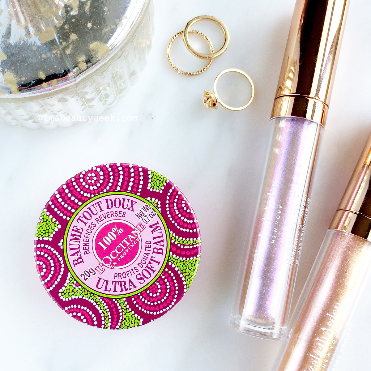 L'Occitane En Provence Women's Day Solidarity Balm