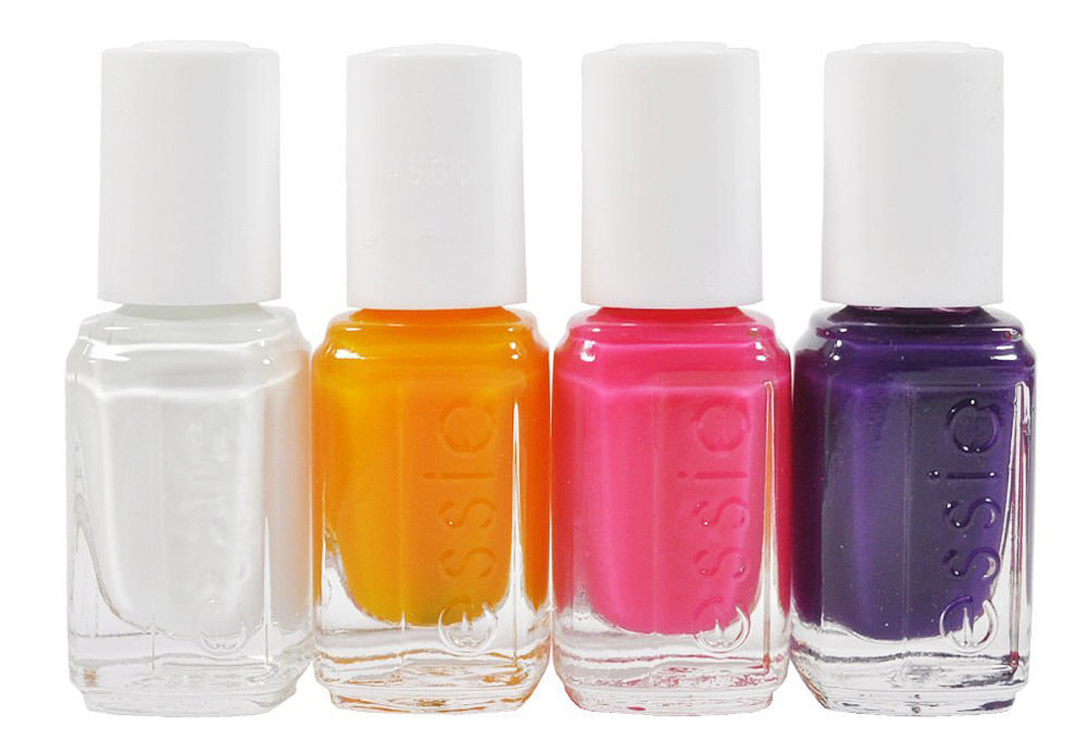 Essie Silk Watercolor mini set_Swept Away