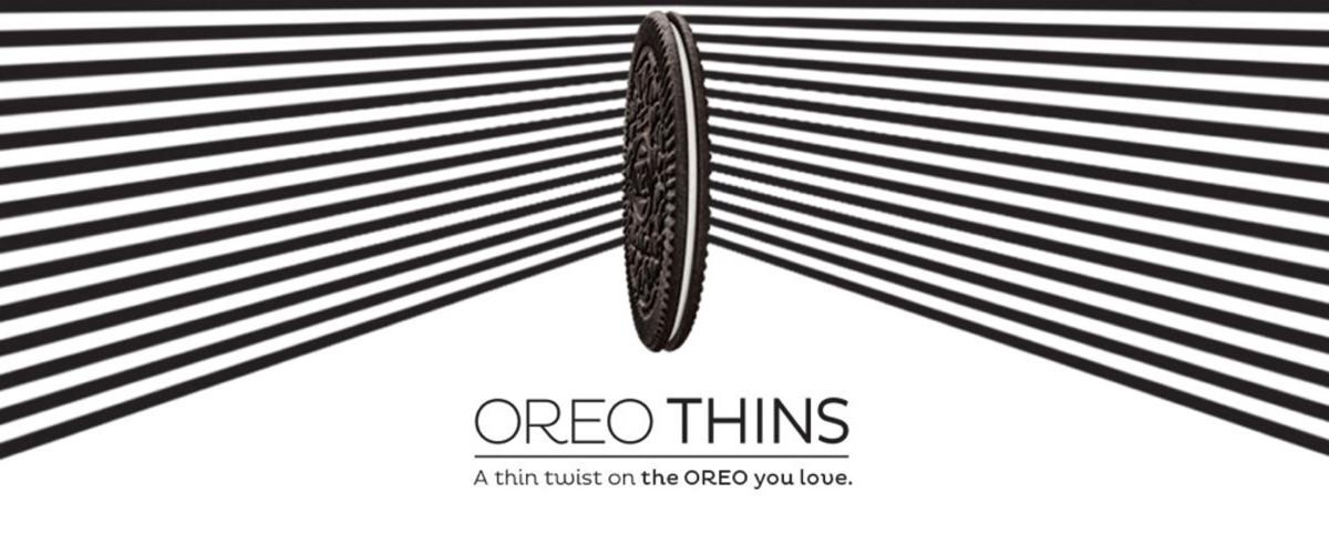Oreo Thins via Oreo com