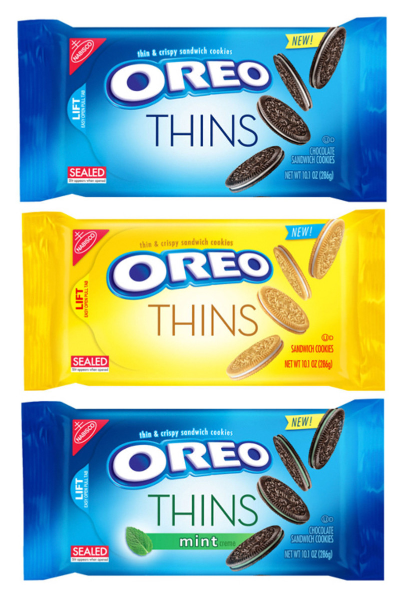 Oreo Thin Trifecta