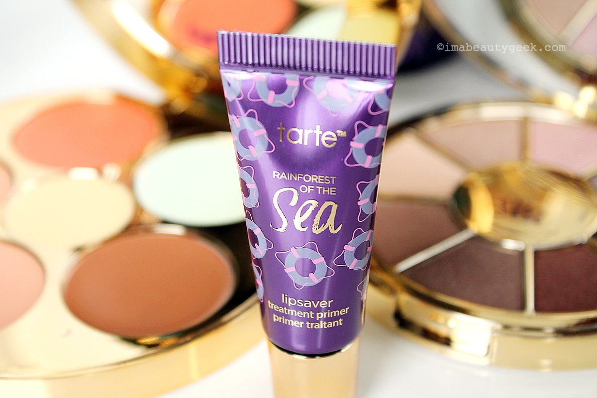 Tarte Rainforest of the Sea Lipsaver Treatment Primer