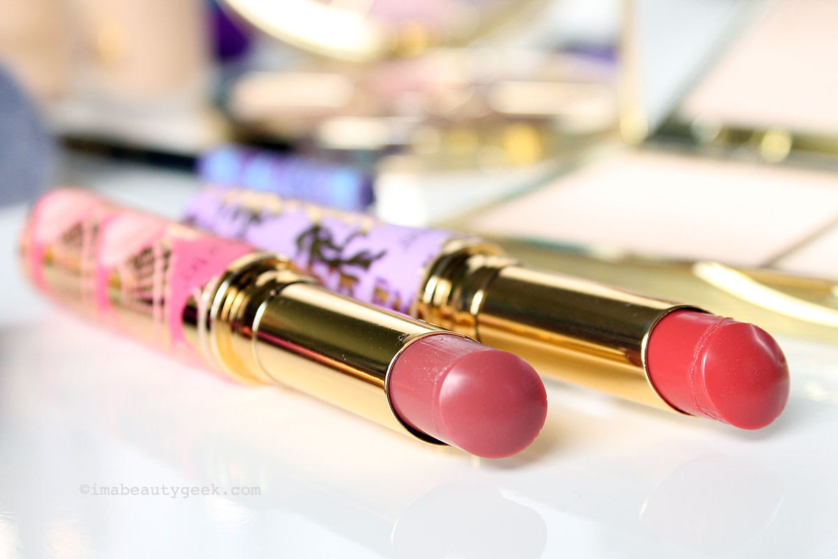 Tarte Rainforest of the Sea Quench Lip Rescue (at sephora.ca) www.imabeautygeek.com