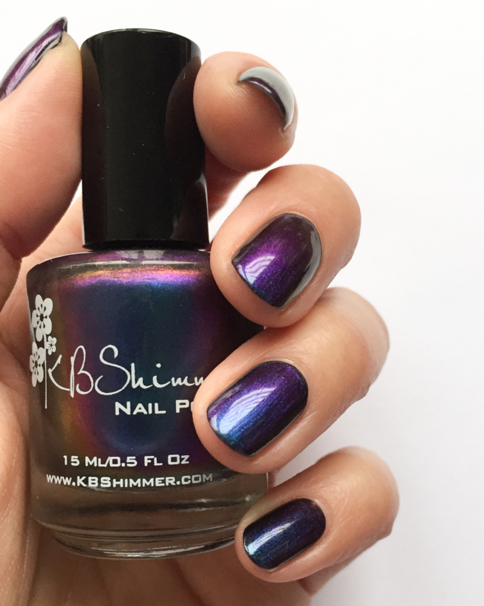 KBShimmer Shade Shifter_KBShimmer Winter 2013