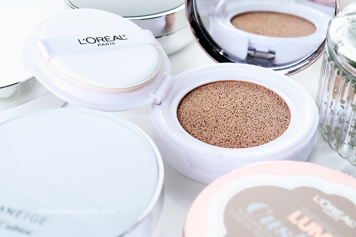 DIY BB CUSHION FOUNDATION COMPACT: BUT