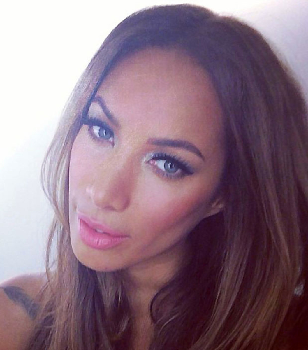 Leona Lewis The Beauty Interview