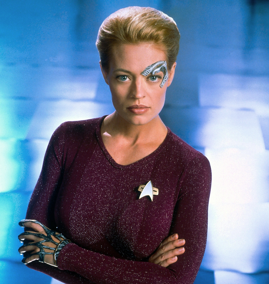 MAC Star Trek Collection: Seven of Nine