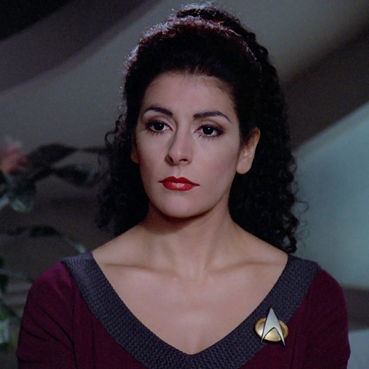 MAC Star Trek collection_Deanna Troi