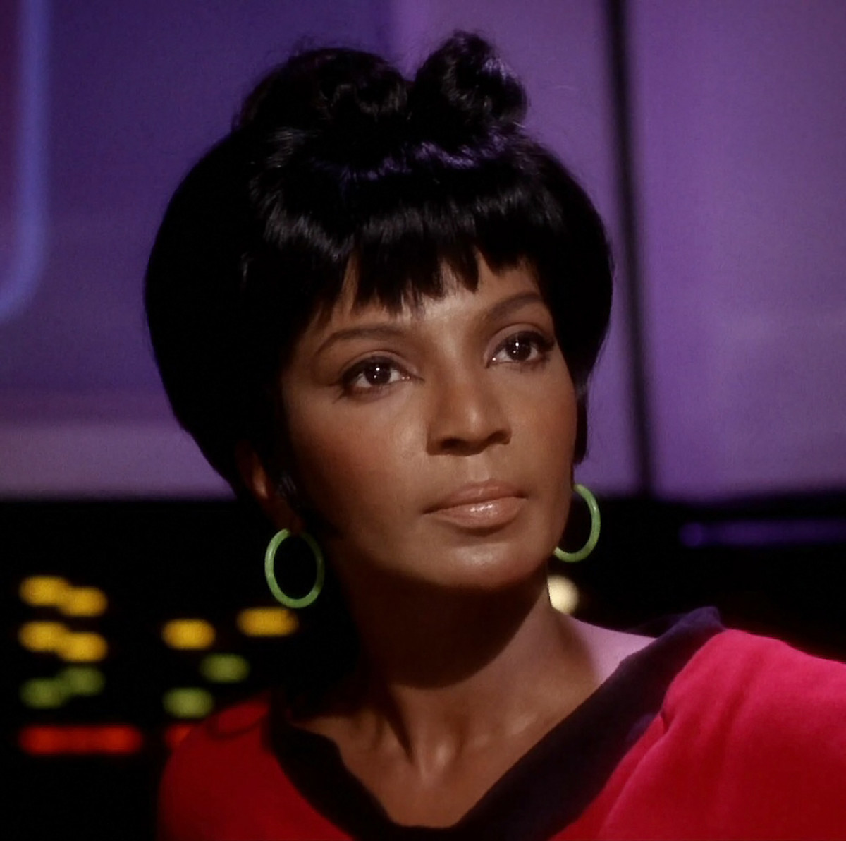 MAC Star Trek collection: Uhura