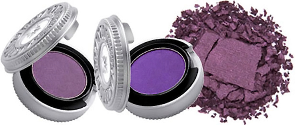 overcoming chromophobia_Urban Decay Ecstasy, Flash and Purple Haze