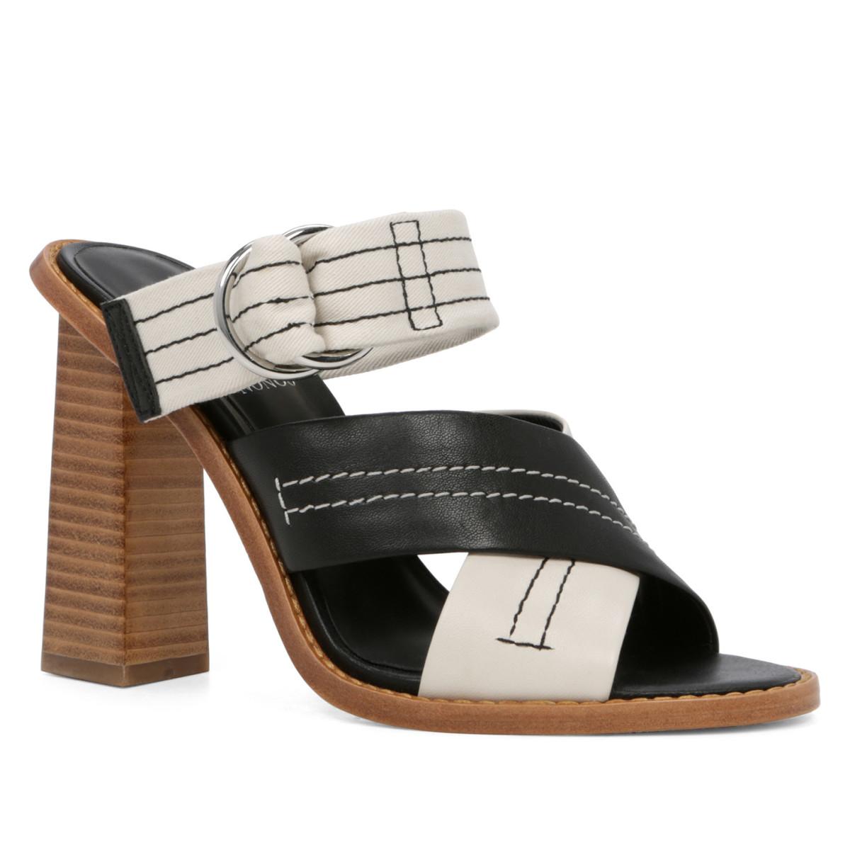 Aldo gift card giveaway_Misha Nonoo ELORA stacked heel slide