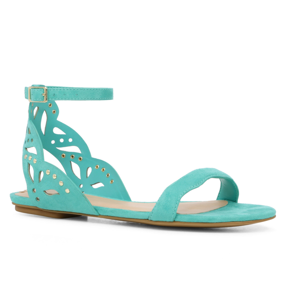 Aldo gift card giveaway_LILLYWHITE flat sandal