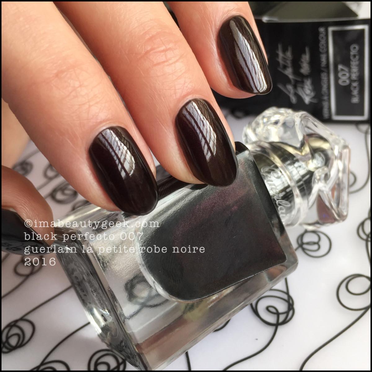 Guerlain Black Perfecto 007_Guerlain La Petite Robe Noire 2016