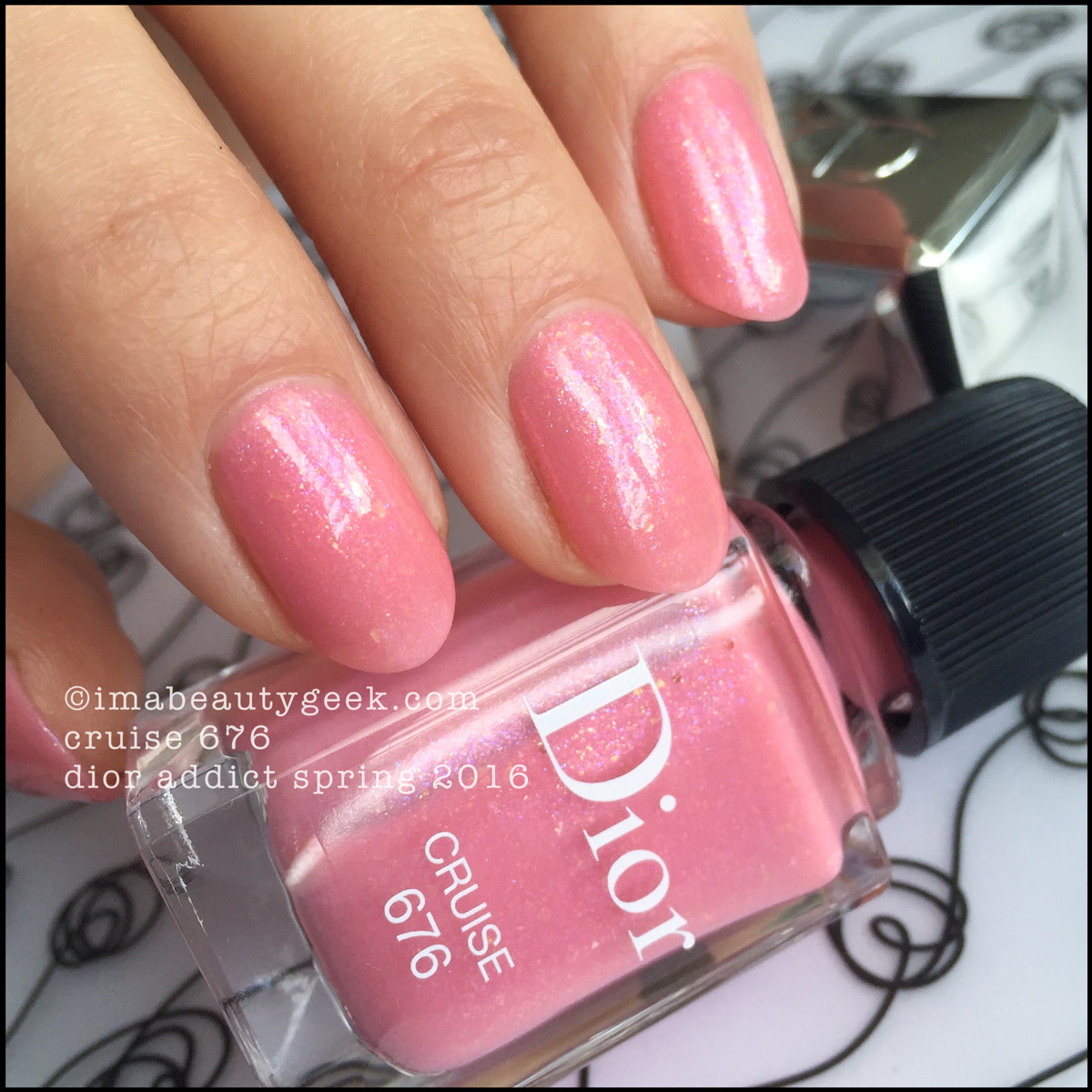 Dior Vernis Cruise 676_Dior Addict Nail Vernis Spring 2016