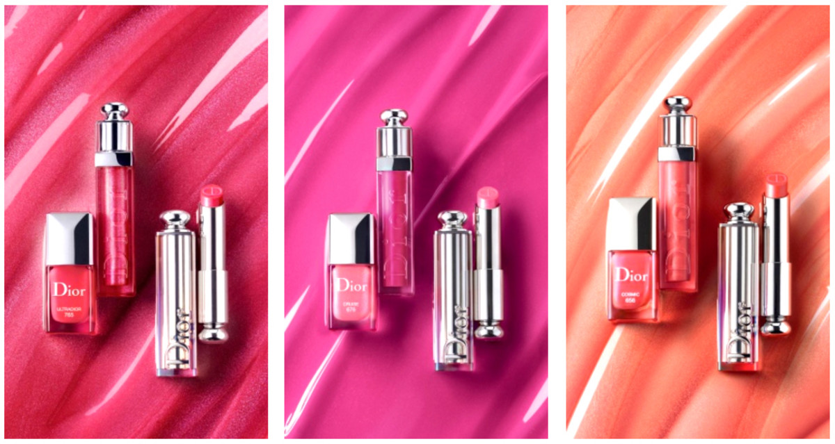 Dior Addict Spring 2016 Collection