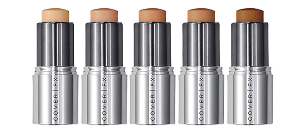Cover FX Click Stick makeup system: Cover Stick foundation
