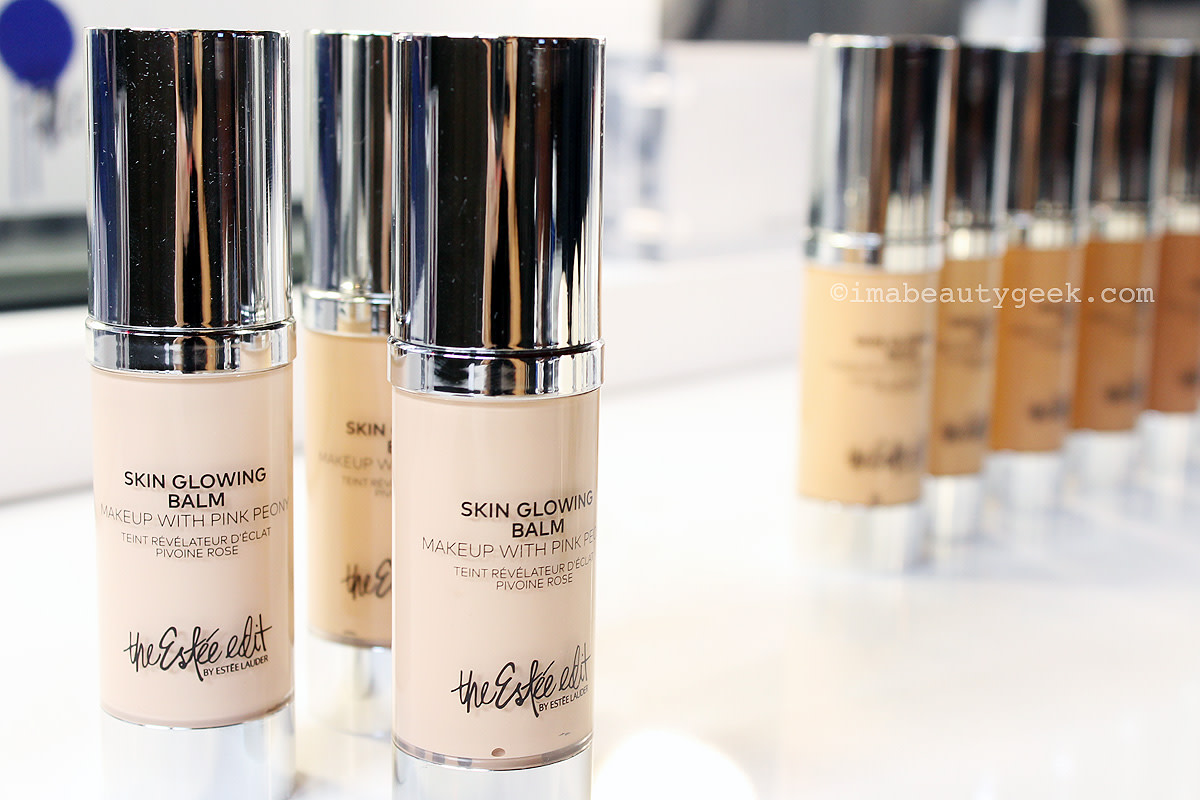 The Estée Edit Skin Glowing Balm