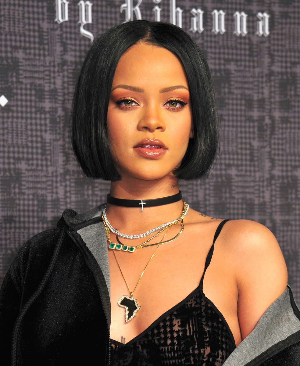 Rihanna working with LVMH to launch Fenty Beauty by Rihanna in 2017