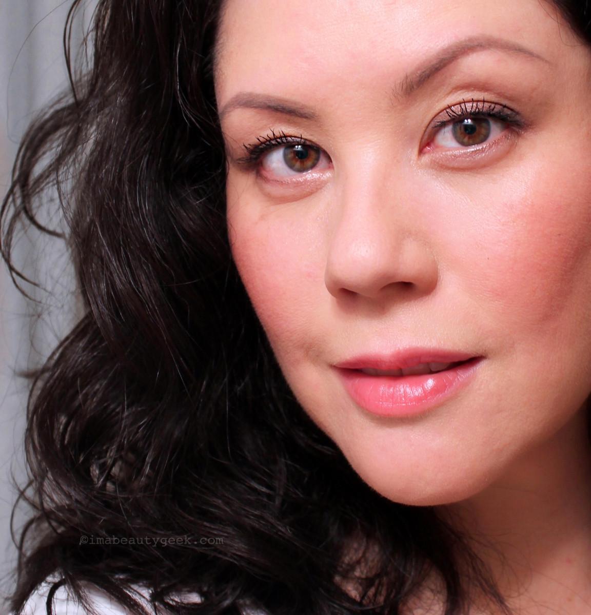 makeup inspired by Calvin Klein Euphoria