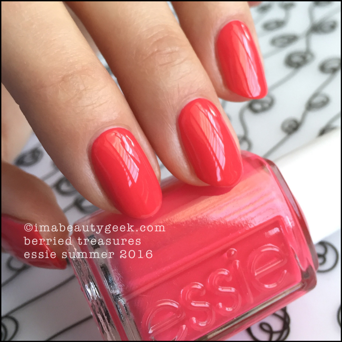Essie Berried Treasures_Essie Summer 2016 Review Swatches