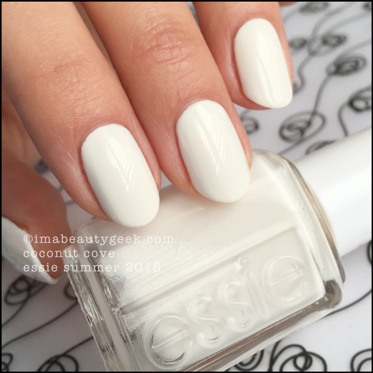 Essie Coconut Cove_Essie Summer 2016 Swatches Review