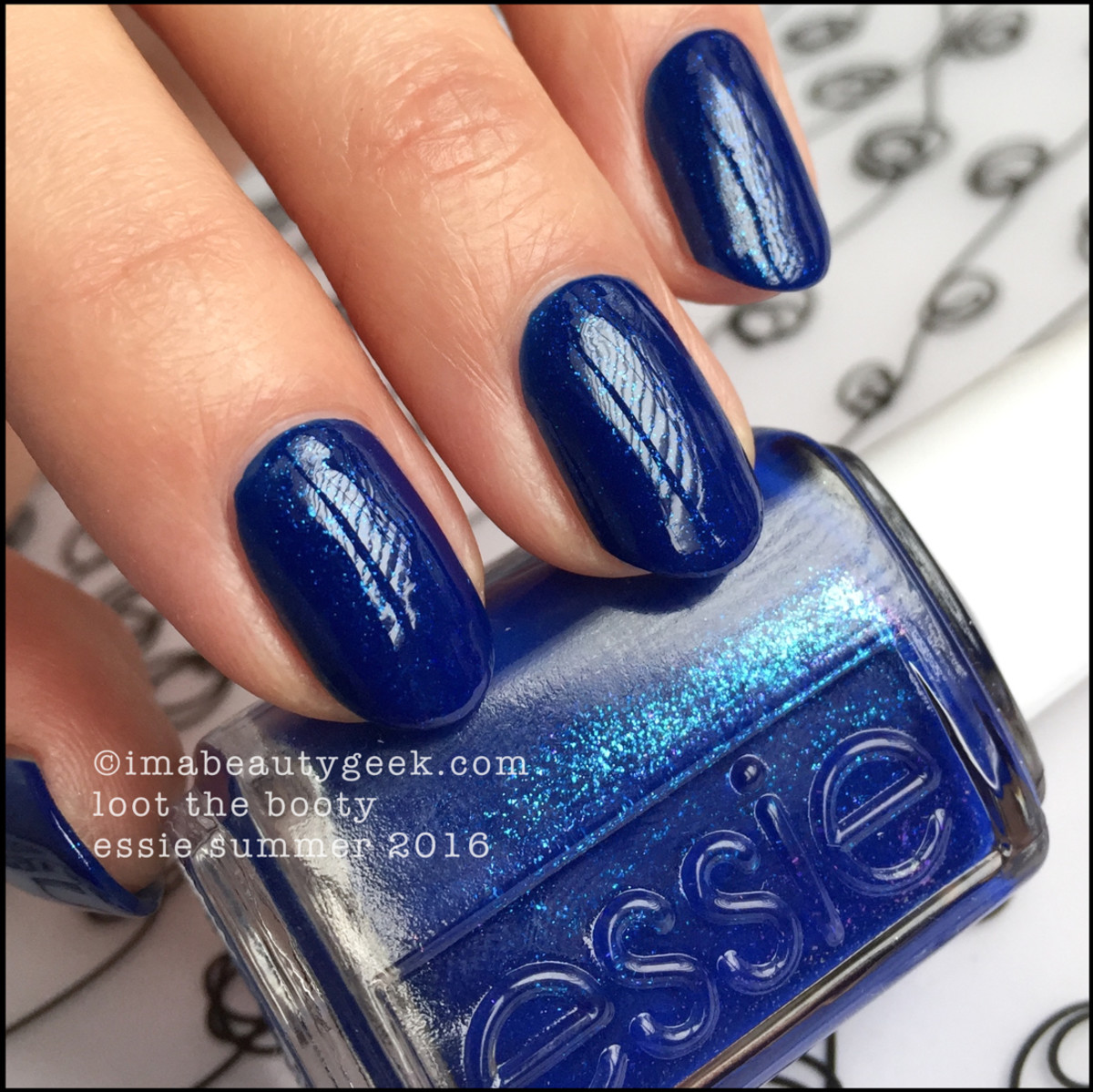 Essie Loot the Booty_Essie Summer 2016