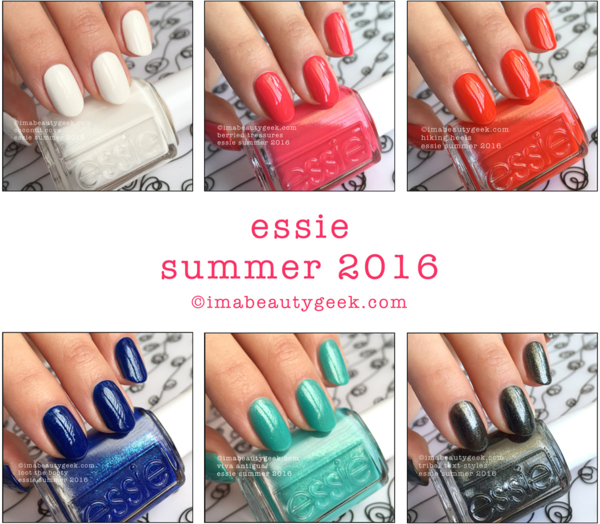 Essie Summer 2016 Swatches Review Comparisons - Version 2.jpg