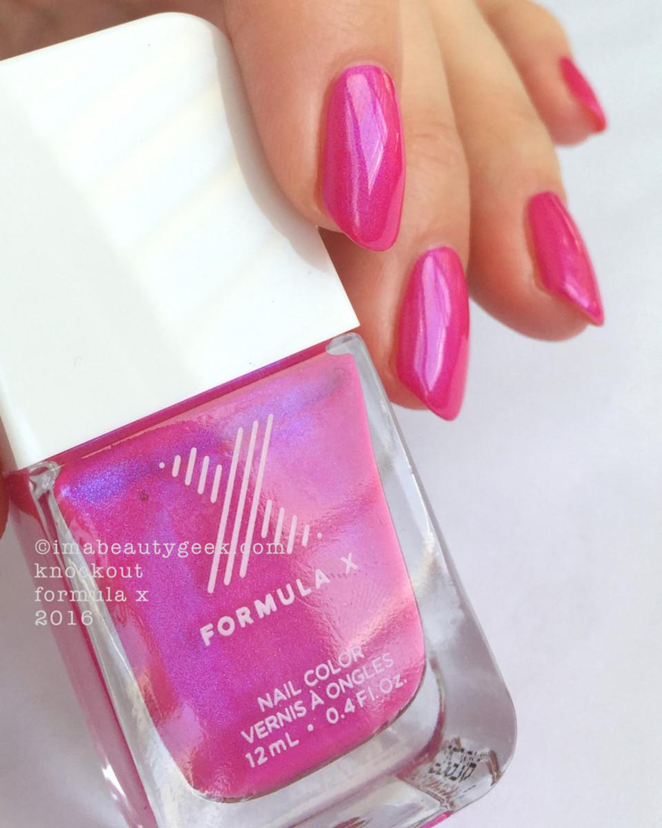 Formula X Knockout_Formula X nail 2016