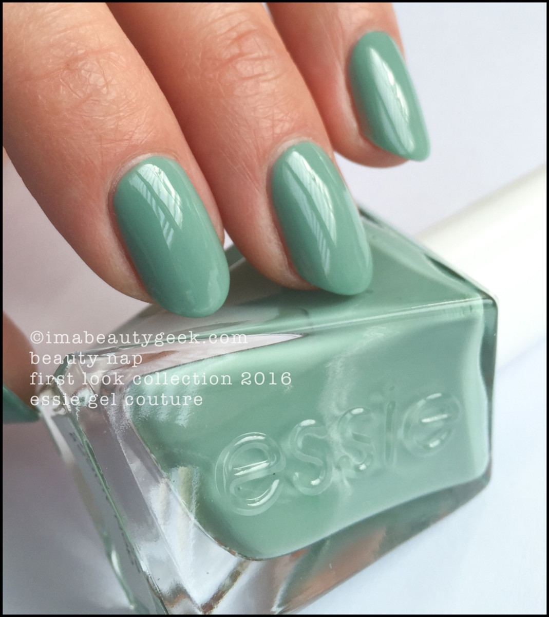 Essie Gel Couture Swatches Review_Essie Beauty Nap