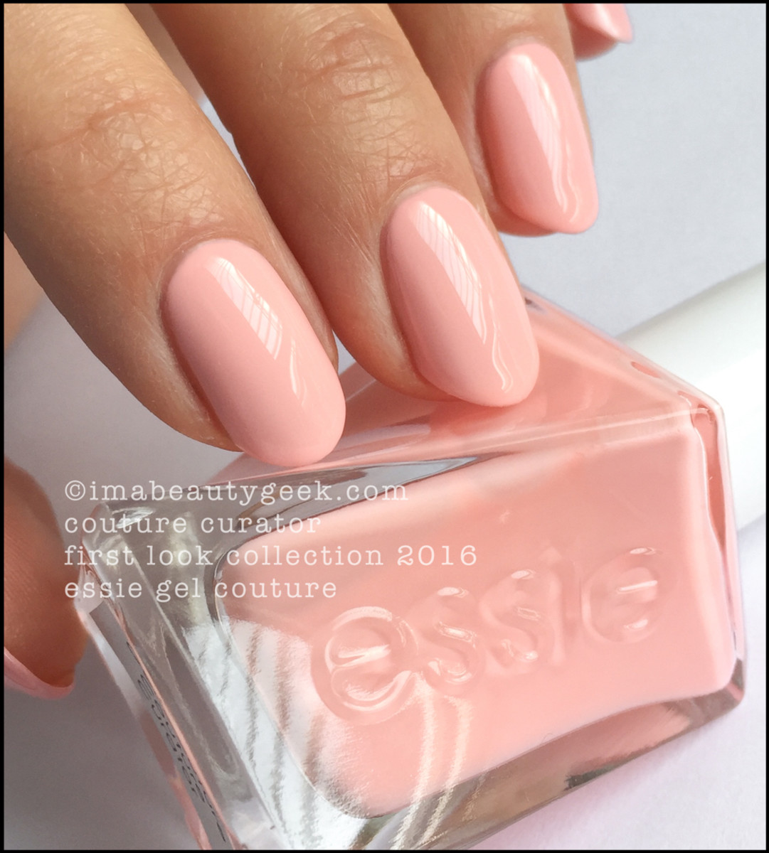 Essie Gel Couture Swatches Review Curator