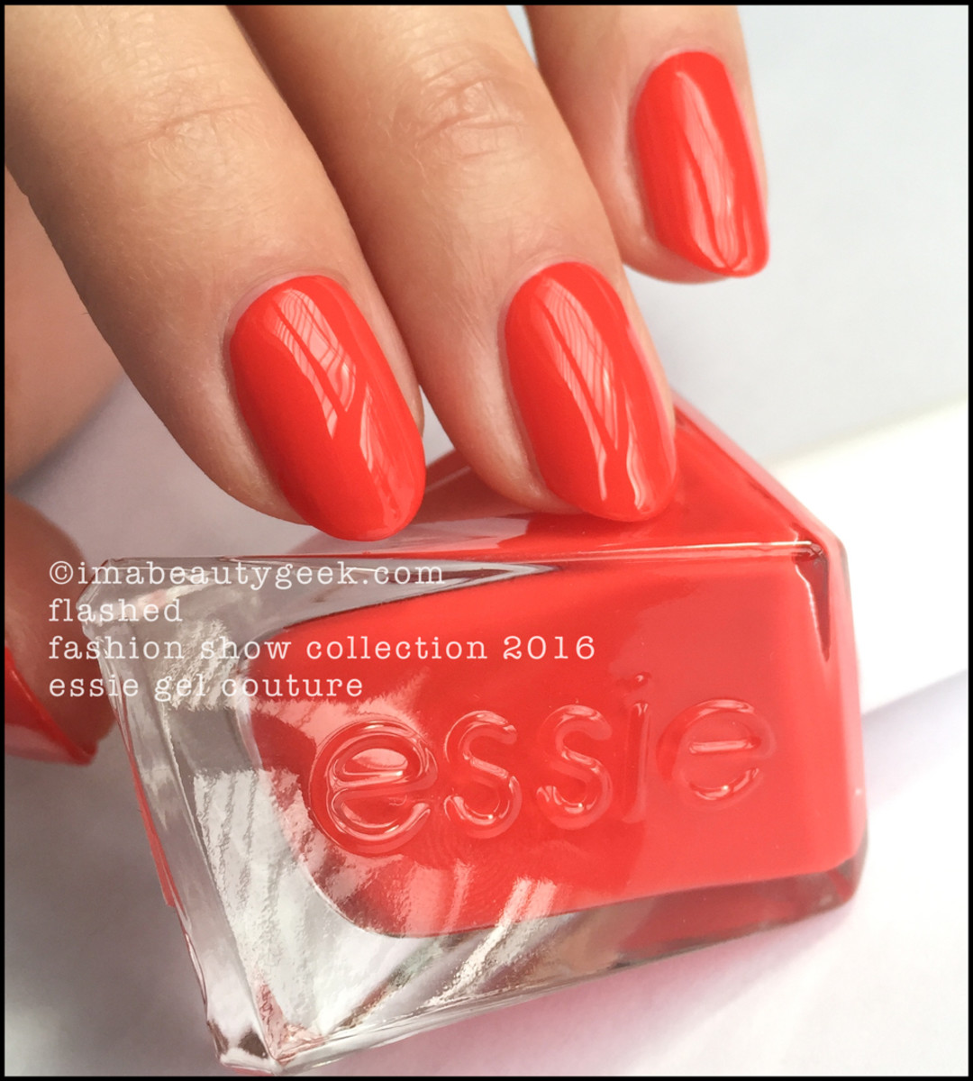 Essie Flashed_Essie Gel Couture Swatches Review 2016