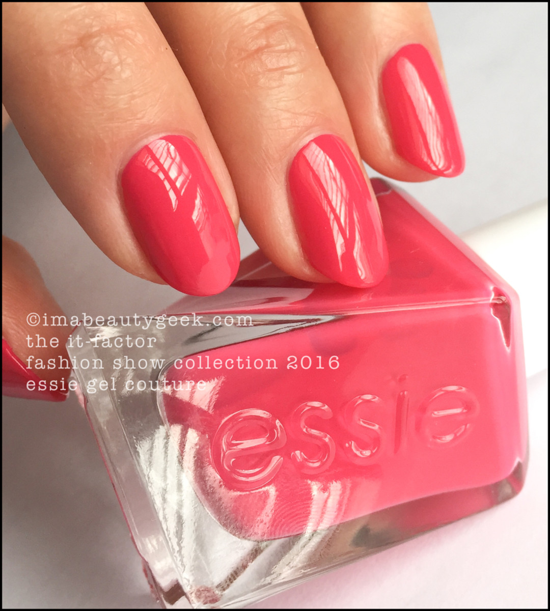Essie The It Factor_Essie Gel Couture Review Swatches 2016