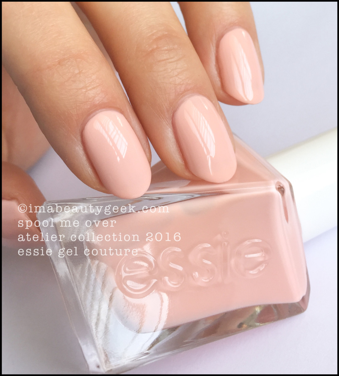 ESSIE GEL COUTURE LAUNCH COLLECTION: ALL 42 SWATCHES ...