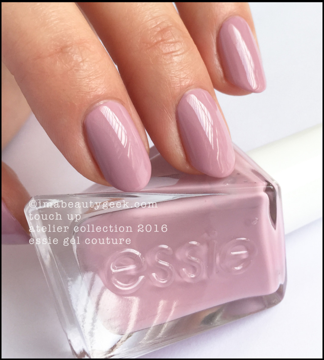 Essie Touch Up_Essie Gel Couture Swatches Review 2016