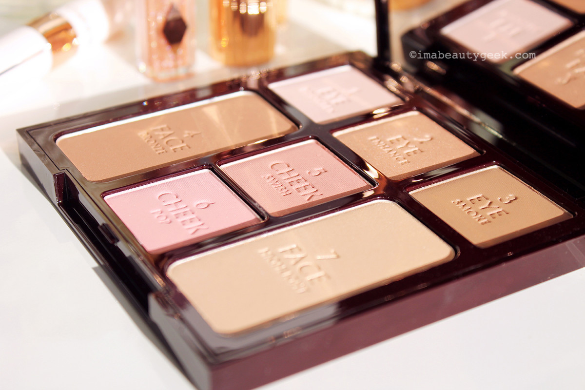 Charlotte Tilbury Instant Look in a Palette_May 2016