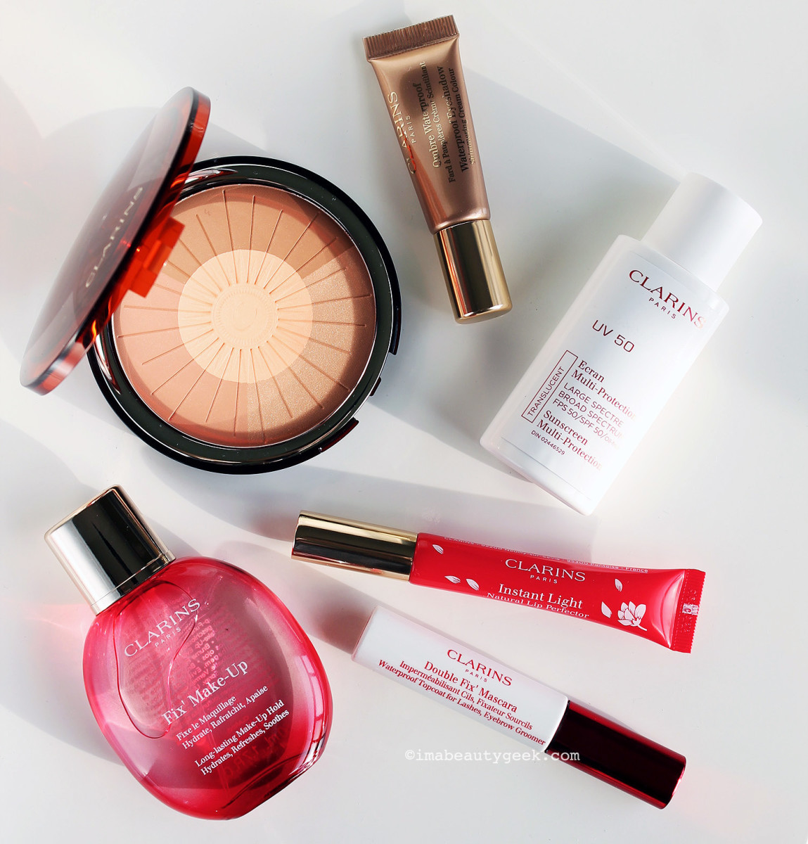 Clarins Summer 2016 and other new releases