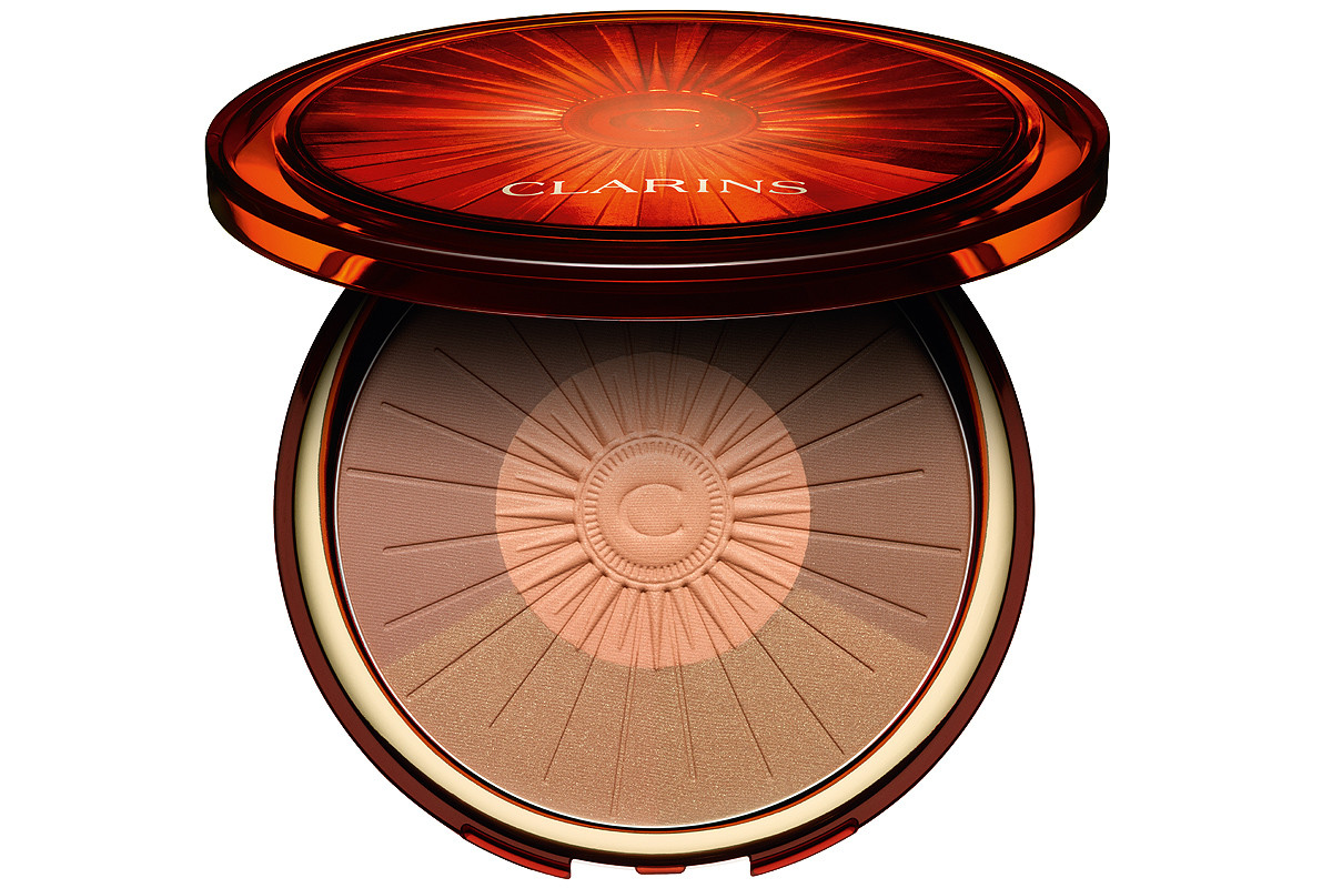 Clarins Bronzing & Blush Compact_Summer 2016 limited-edition