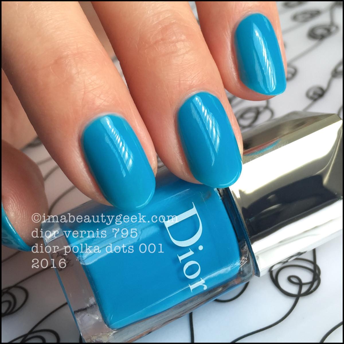 Dior Polka Dots 001_Dior Vernis 795 Summer 2016