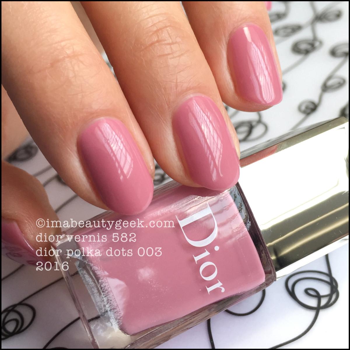 Dior Polka Dots 003_Dior Vernis 582 Summer 2016